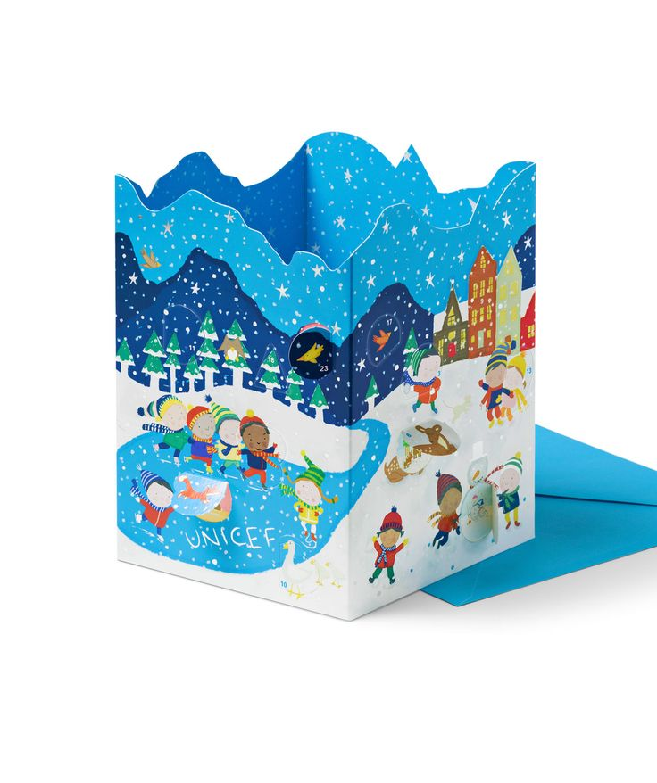 Advent Calendar   UNICEF Cards and Gifts
