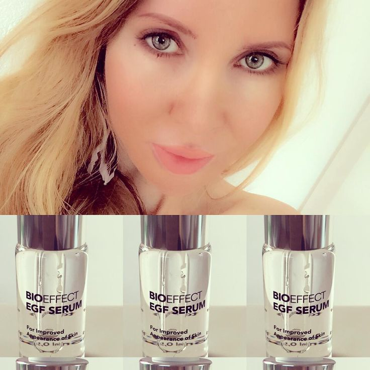 Bio Effect EGF Serum - cell activating mission Day 28🙋🏼 ....once you see…