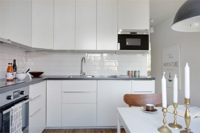 Interieur inspiratie uit Zweden. Voor meer huis inrichten inspiratie kijk ook eens op http://www.wonenonline.nl/