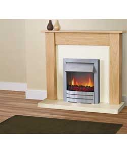 Adam Southwold Electric Fire Suite.
