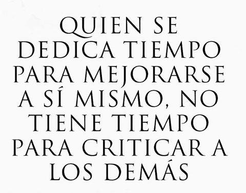 Exacto ;) #Reflexiones