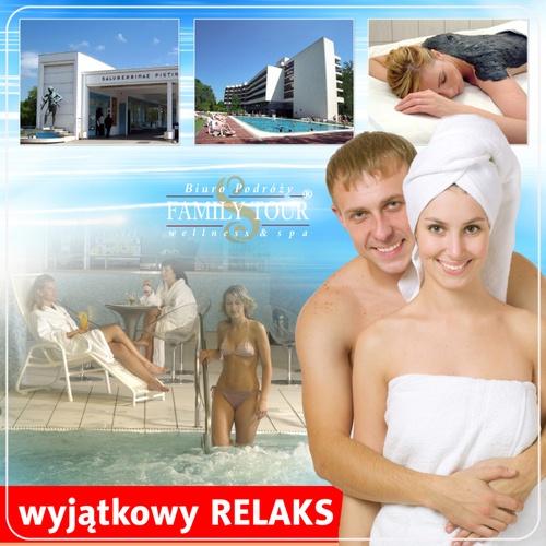Odkryj Sposób na wyjątkowy relaks!  http://familytour.pl/piestany_health-wellness-spa_-s-433.html