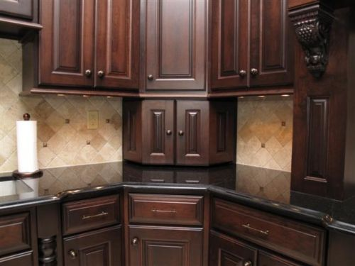 17 best images about kitchen ideas on pinterest for Appliance garage kitchen cabinets