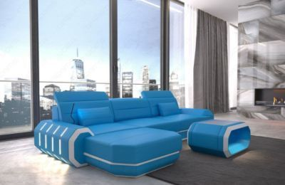 Sofa Dreams Ledersofa Roma L Form Jetzt bestellen unter: https://moebel.ladendirekt.de/wohnzimmer/sofas/wohnlandschaften/?uid=e7733193-2a46-5e10-833e-6856b478351a&utm_source=pinterest&utm_medium=pin&utm_campaign=boards #sofas #wohnzimmer #wohnl #schaften