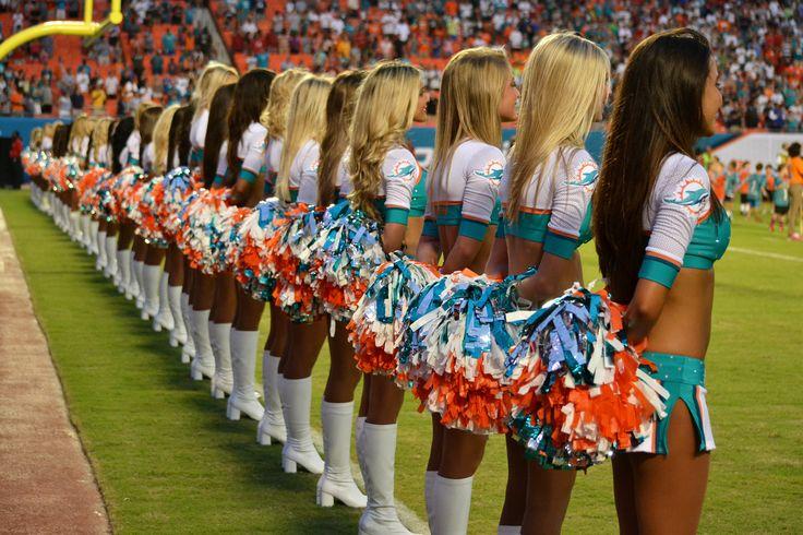 https://flic.kr/p/fDPc82 | Miami Dolphins Cheerleaders