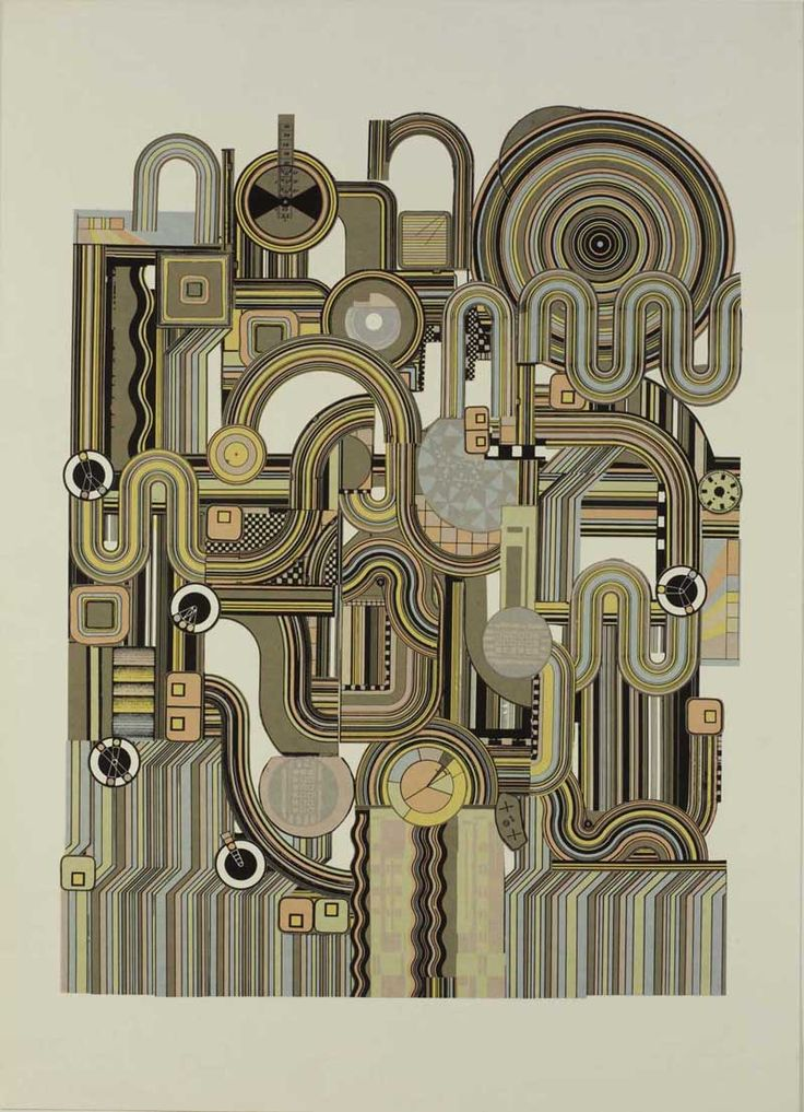 'Catalogue for Harmony' by Eduardo Paolozzi