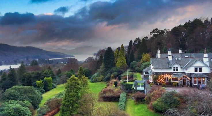 luxury b&b windermere
