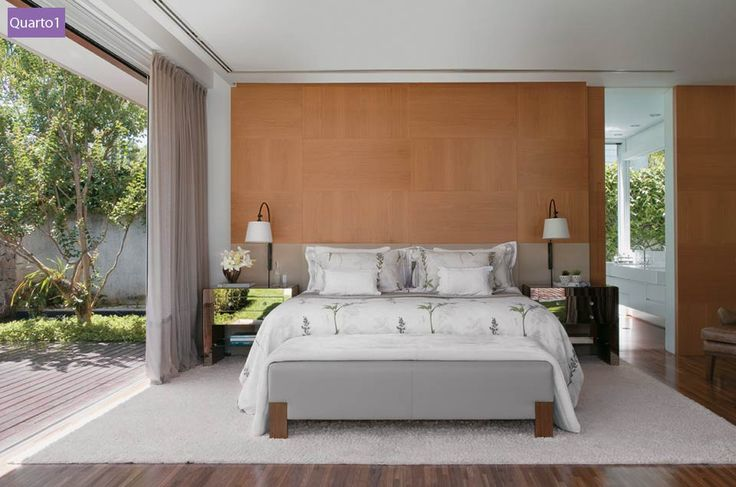 11 quartos de sonho com boas ideias para cabeceira de cama - Casa.com.br