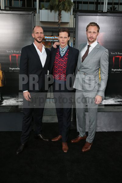 """Warner Bros. Pictures and New Line Cinema's """"It"""" Los Angeles Premiere - Arrivals"""