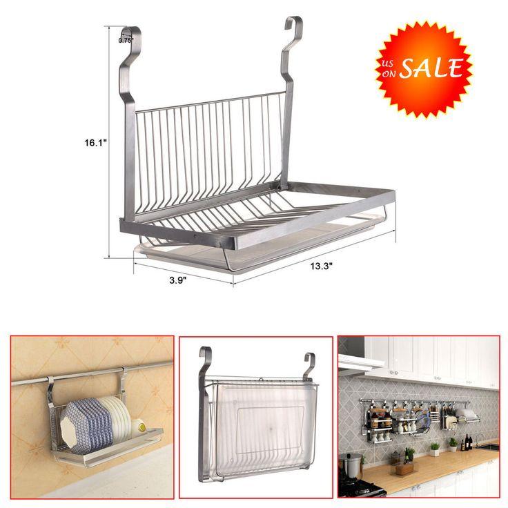 best 25 dish drying racks ideas on pinterest diy dish. Black Bedroom Furniture Sets. Home Design Ideas