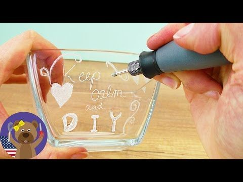 How to carve wooden decorations with the Dremel Stylus - Part One - YouTube