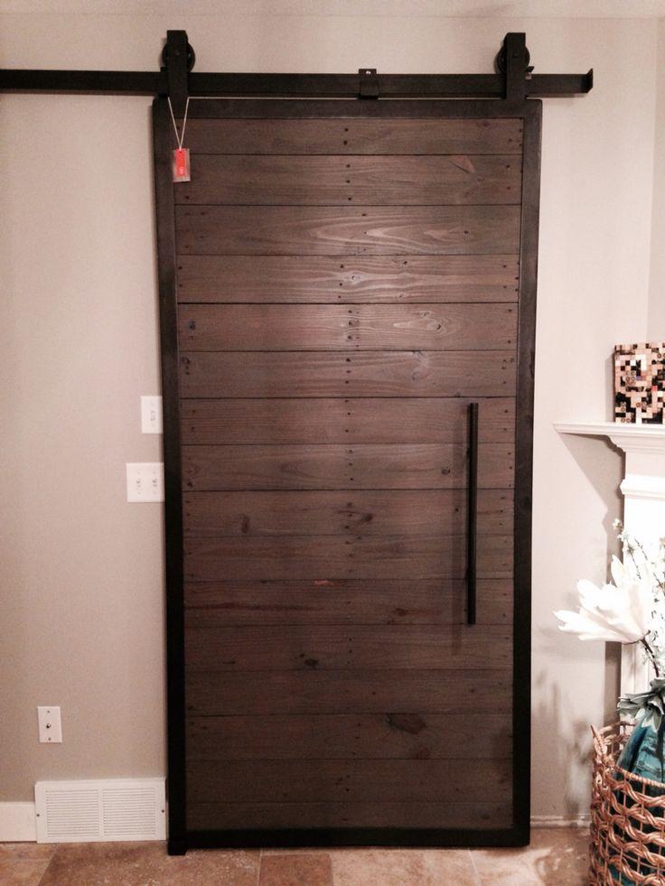 sliding barn doors interior. framed zen interior barn door by goatgear sliding doors