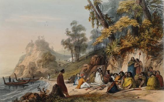 Augustus Earle - Auckland Art Gallery