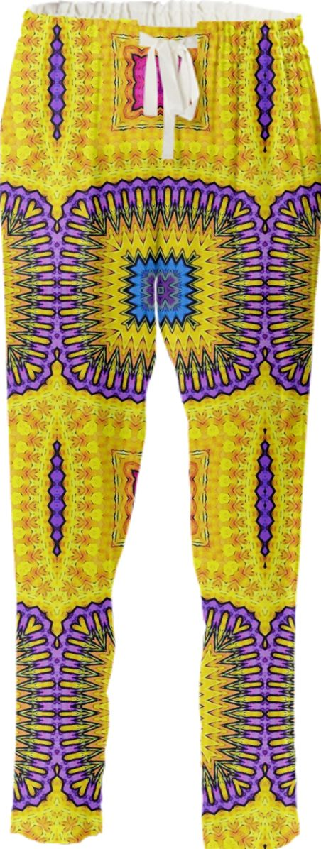 Pant with Ethnic style from Print All Over Me