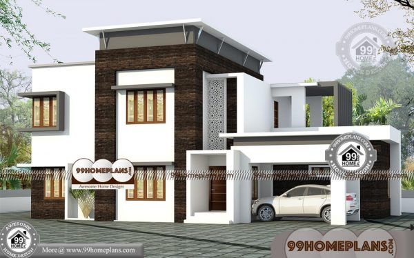 2 Storey Box Type House Modern Contemporary Mind Blowing Designs House Plan Gallery 2bhk House Plan 2 Storey House Design