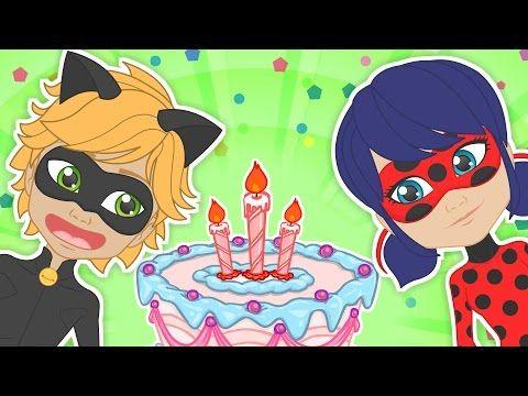 Descargar Cumple Ano Feliz De Ladybug Y Cat Noir Gratis, Bajar canciones de Cumple Ano Feliz De Ladybug Y Cat Noir y escuchar en tu celular, audio y video en alta Calidad HD.