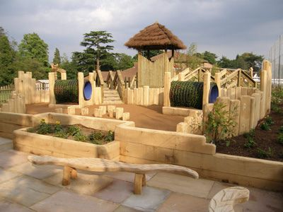 36 best Playground design images on Pinterest | Playground design ...