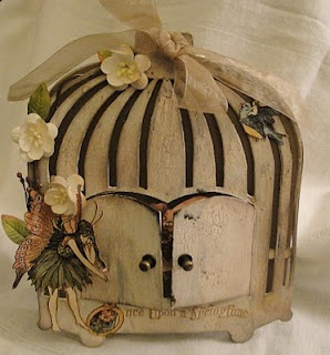 Bird Cage Die designed by Bona Rivera-Tran. http://pinterest.com/keeponscrappin/custom-accucut-dies/