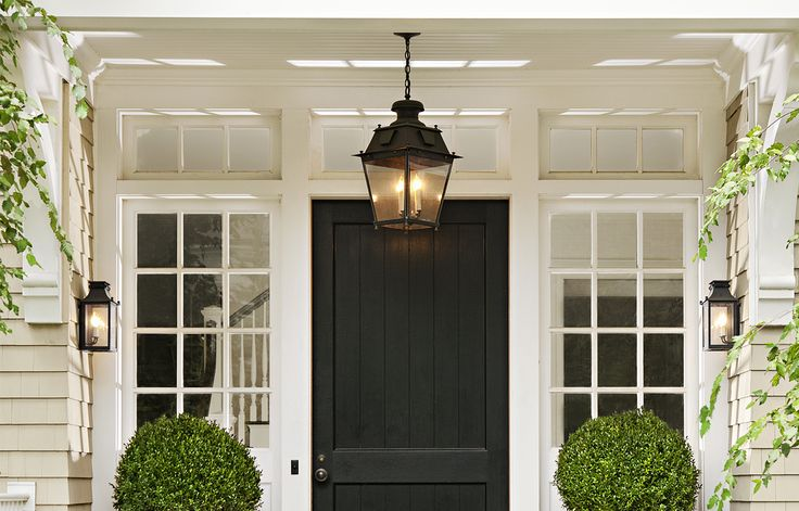 More than just a beacon leading to the front door, exterior lighting helps define the look of a house. With planning and a bit of math, you can put your home's best face forward