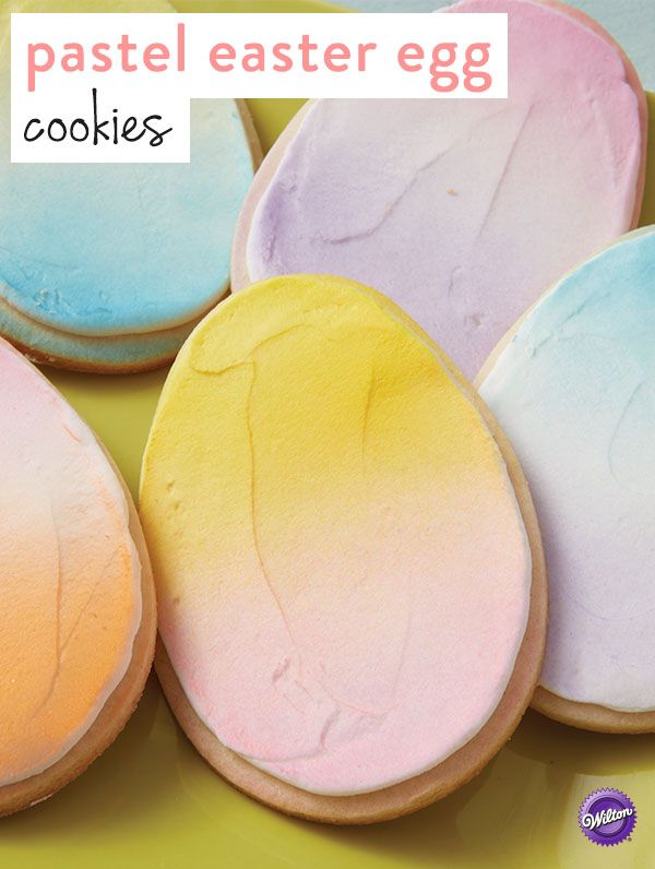 ... about Easter cookies on Pinterest | Easter, Easter Eggs and Cookies