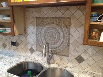 Kitchen Backsplash Almonds And Marbles On Pinterest