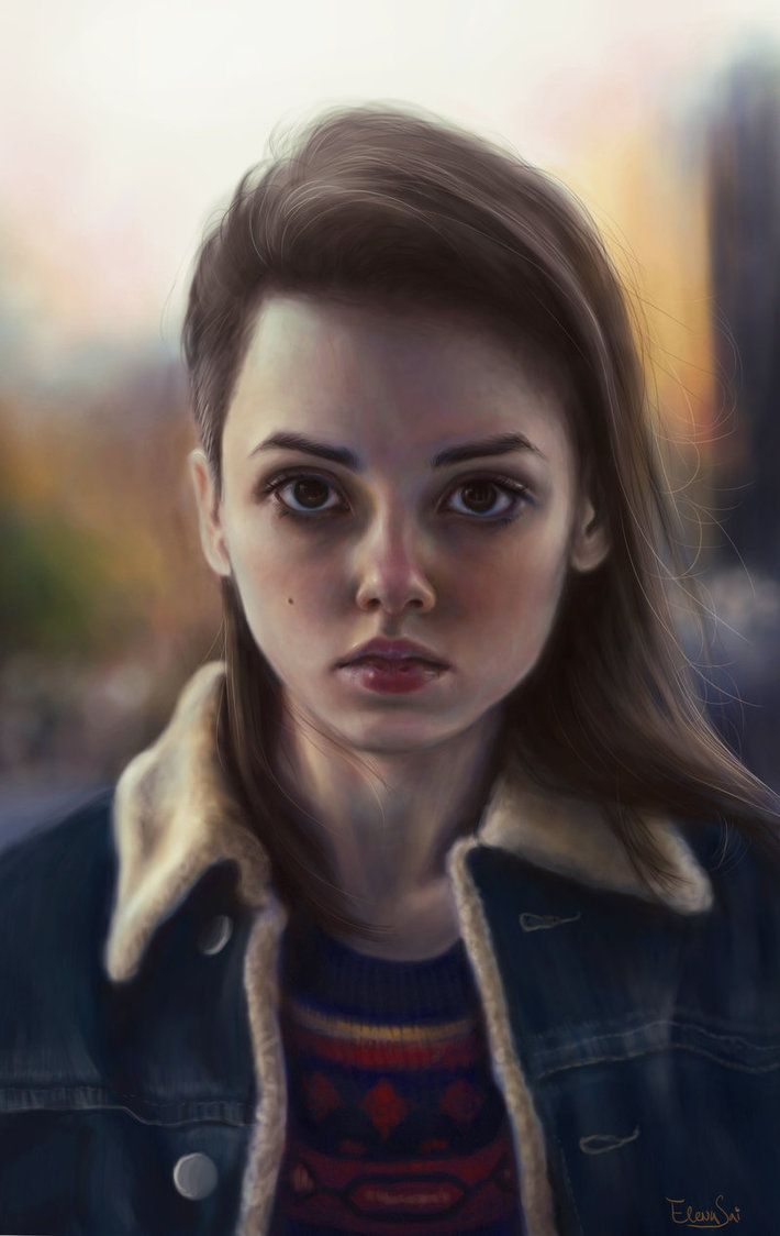 Sonia by ElenaSai