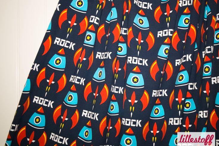 Lillestoff » Rocket Rock « // hier erhältlich: http://www.lillestoff.com/rocketrock2wahl.html