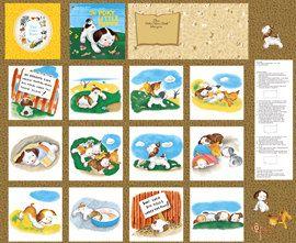 Little Golden Books The Poky Little Puppy Soft Book Panel