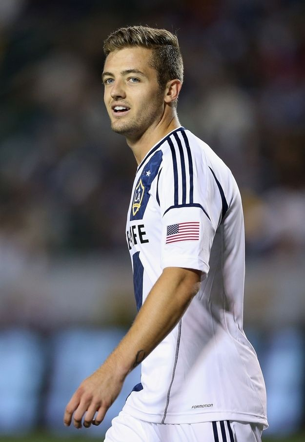 Robbie Rogers! I don't care if he's gay, he is the perfect man