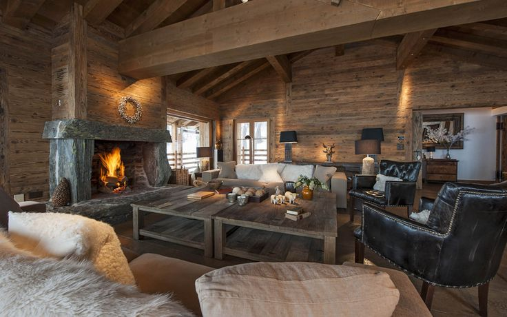 Chalet Apartment Gentianes, Verbier, Switzerland.  Luxury ski apartment with views of the Val de Bagnes from Firefly Collection.  www.firefly-collection.com