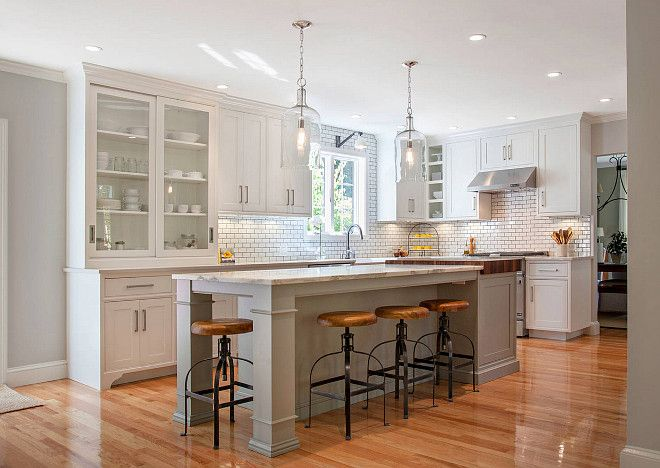Kitchen Center Island With Seating