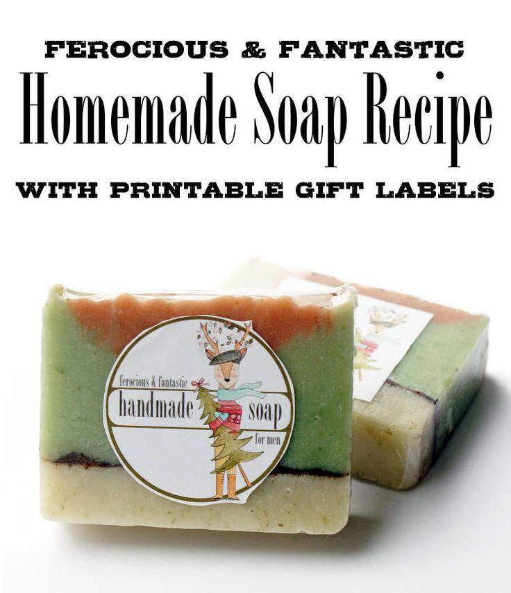 Cold Process Chocolate Soap Recipe