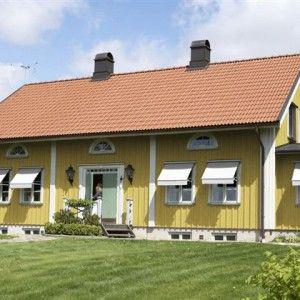 Artic ikkunamarkiisit - Kangas Sandatex