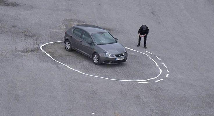 Immer schön an die Verkehrsregeln halten! :P