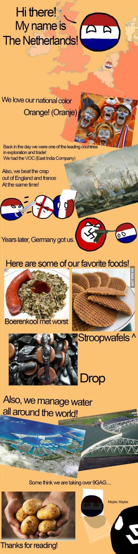Meet the Netherlands