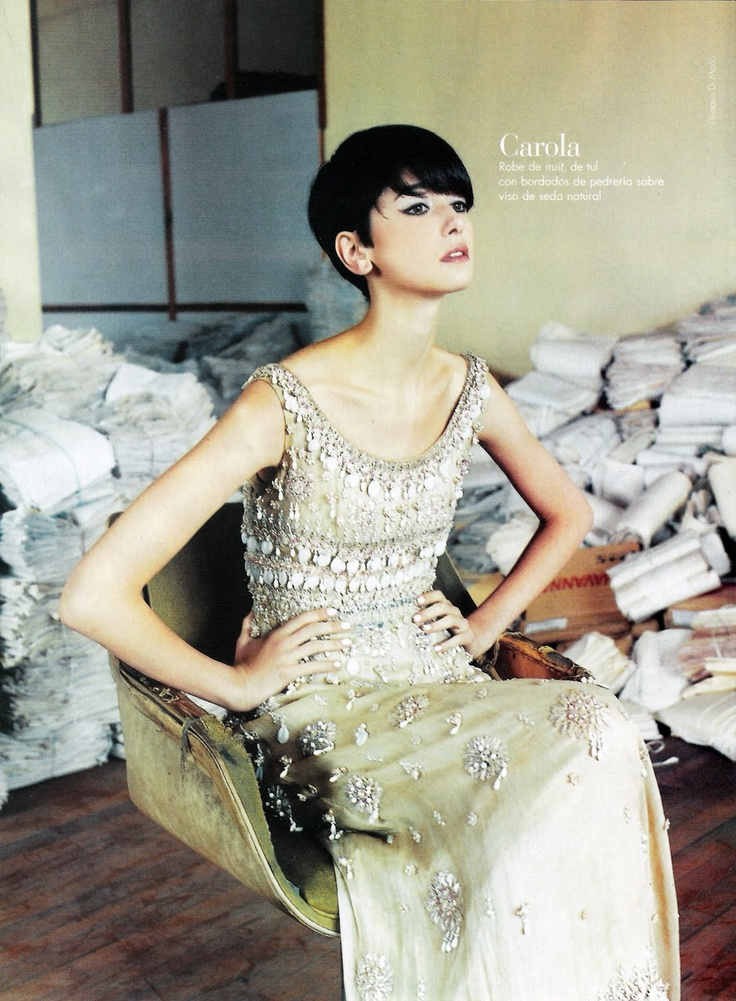 Cecilia Mendez gran couture