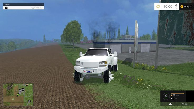 2006 GMC SIERRA 3500HD OFFROAD V2 LS15 Credits: BNB MODDING, UNKOWN MODDING If you notice any mistake, please let us know. How to install mods Farming Simulator 2015 game is an agricultural game that...