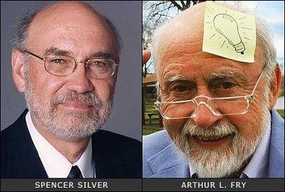 """Dr. Spencer Silver -POST-İT KAĞIDI Mucit: Dr. Spencer Silver Tarih: 1974 Kaza: Kutsal bir ilham ve hatalı üretim... """"3M"""" bilim adamlarından Dr. Spencer Silver, 1970'lerin başlarında dayanıksız yapıştırıcıyı bulduğunda, bunu işe yaramaz bir buluş olarak değerlendirmişti..."""