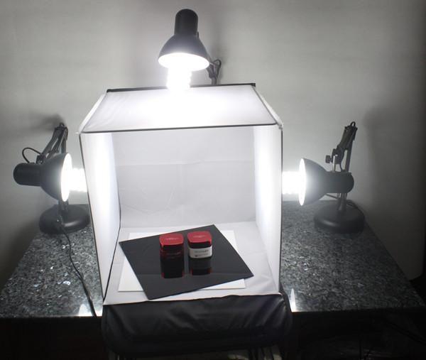 Adearstudio wholesale  cd50 40cm lightbox photo light box photo tent  without light blub