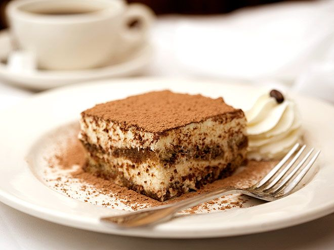PEOPLE'S 40 Greatest Recipes | May 10, 2004  | Rachael Ray's Quick Tiramisu As part of 2004's 50 Most Beautiful People issue, Ray shared this dessert recipe with PEOPLE. It's fast, straightforward and epitomizes the star's unpretentious cooking style.