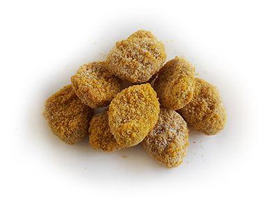 VEGGIE NUGGETS | Battered Snacks | Pinterest | Veggies