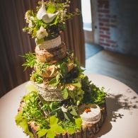 one of the best cheese cakes I've seen... RMW Art Deco Meets A Midsummer Nights Dream | Gallery