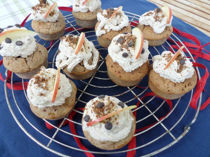 Apple muffins | Apfelmuffins