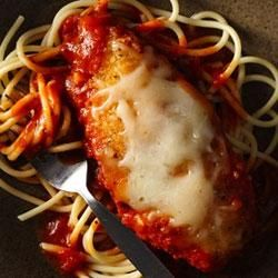 Easy Weeknight Chicken Parmesan Allrecipes.com