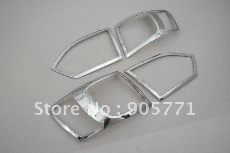 ==> [Free Shipping] Buy Best High Quality Chrome Tail Light Cover for Volkswagen VW Jetta MK6 free shipping Online with LOWEST Price | 595439416