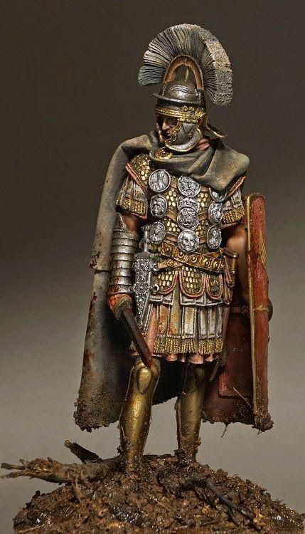 ROMAN CENTURION AROUND THE 1ST CENTURY