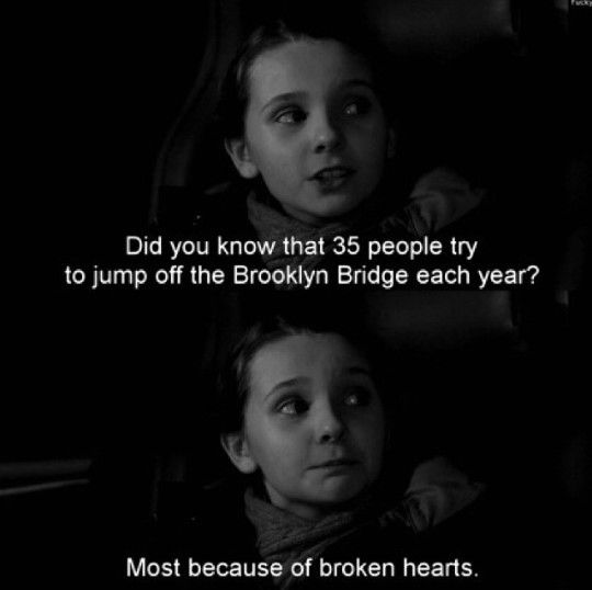 ...of broken hearts