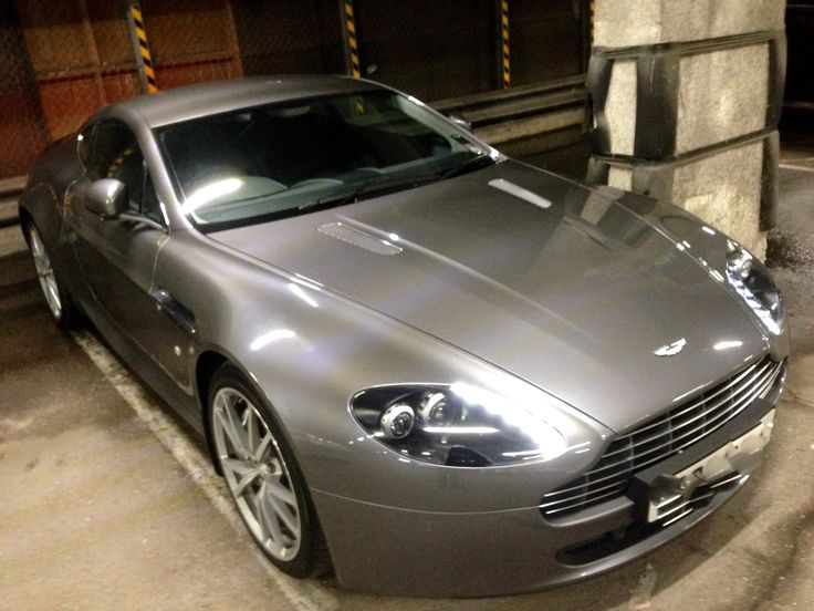 Aston Marton vantage, what a car, funny how when you start it, it is programmed to give you a posy Rev.  Great car.   A dream, lucky to drive it.  In my top 10  #RePin by AT Social Media Marketing - Pinterest Marketing Specialists ATSocialMedia.co.uk