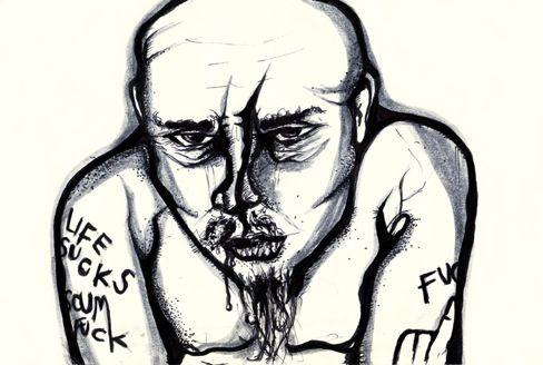 Frances Bean Cobain's Art work