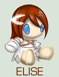 Sonic Plushie Collection: Elise by WingedHippocampus on deviantART